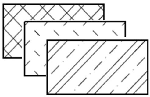 Graficke A Pisemne Znacky Oznacovani Stavebnich Hmot V Rezech